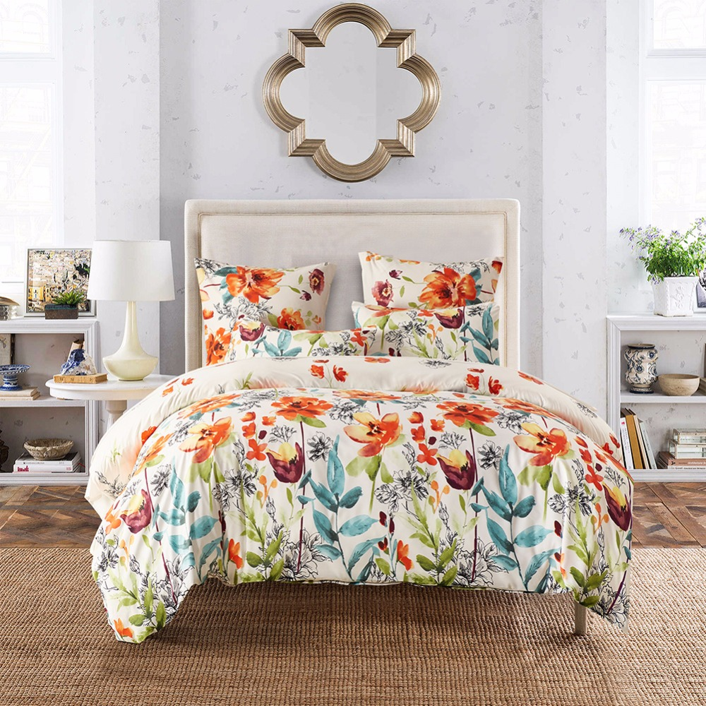 piece set chic sets brown home kathy queen closeoutlinen duvet products kaylee floral cover embroidered collections covers king