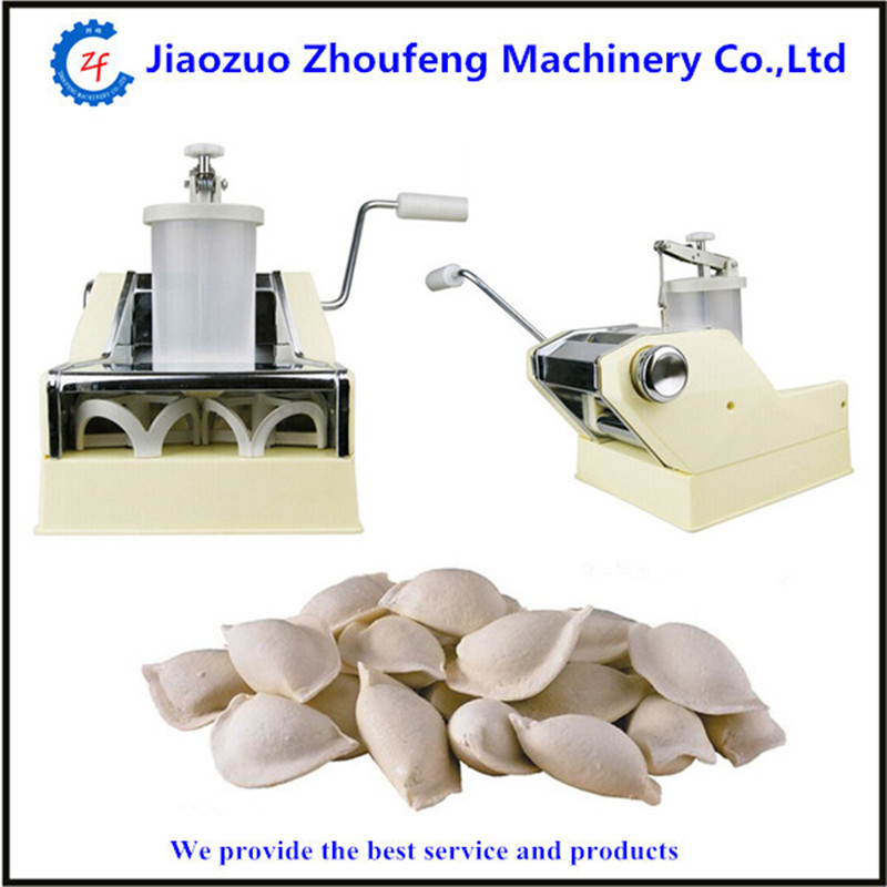Hot sale household dumpling machine mini manual home use dumplings maker kitchen tools ZF high quality household manual hand dumpling maker mini press dough jiaozi momo making machine