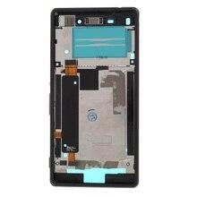 Для Sony Xperia M4 Aqua Dual E2303 E2333 E2353 Пластины рамка с Мелких Деталей для Sony Xperia M 4 Aqua двойной (OEM Разборки)