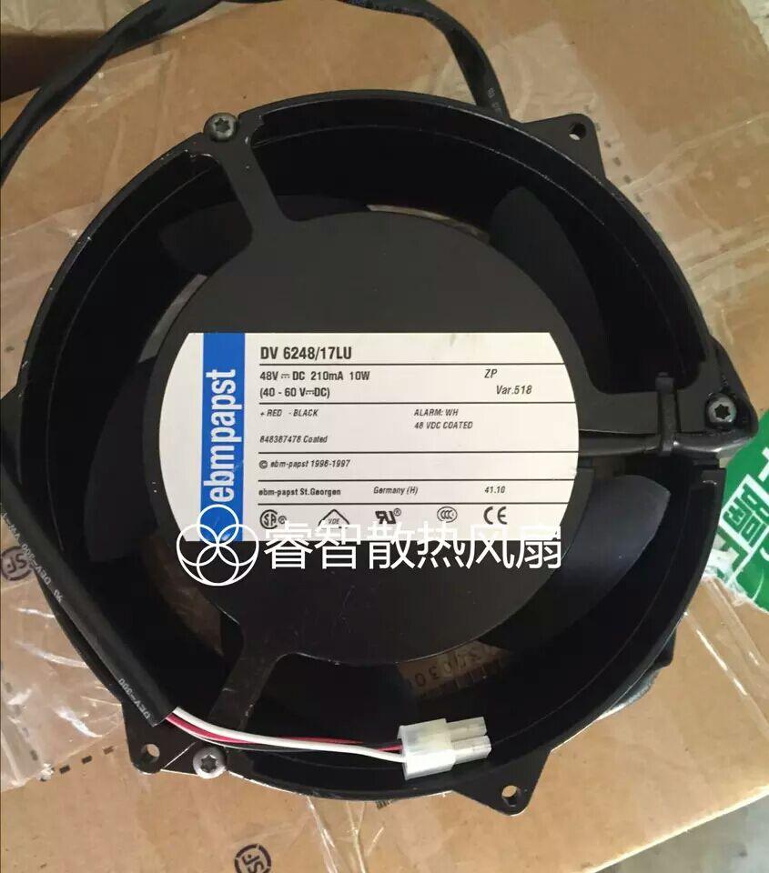 Free shipping papst DV6248/17LU 48v 10wFree shipping papst DV6248/17LU 48v 10w