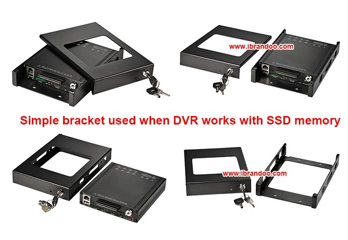 313 dvr with SSD housing