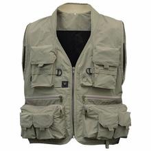 Fly Fishing Vest Life Jackets Breathable Men Jacket Swimming winter Vest Safety Life-Saving fishing Vest pesca