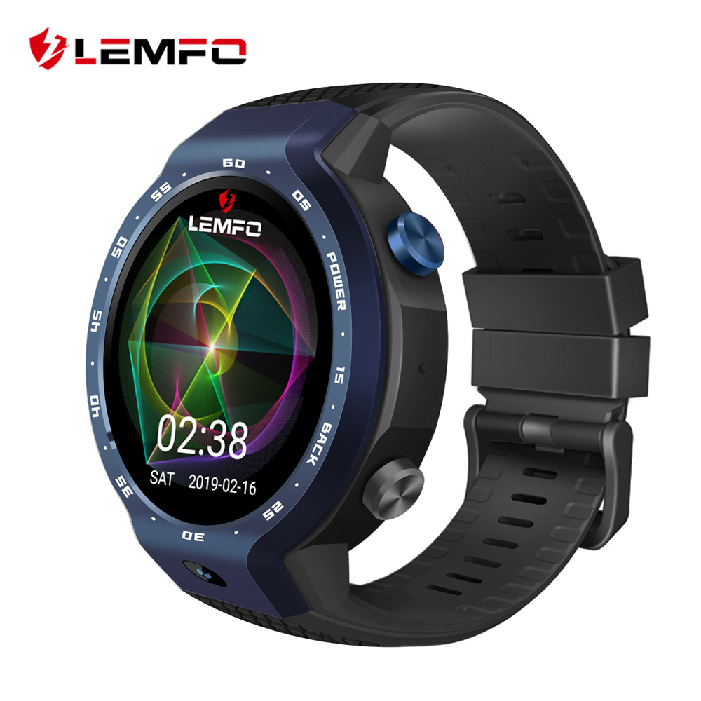 LEMFO LEM9 New Dual Systems 4G Smart Watch Men Android 7 1 1 39 Inch Screen