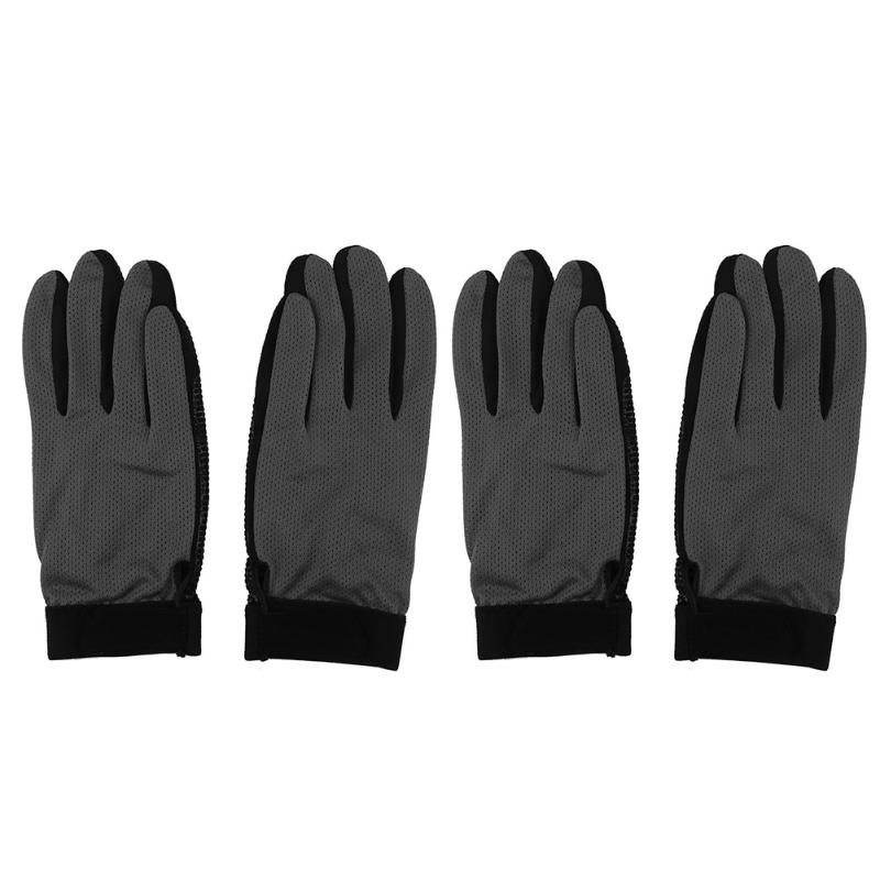 Touch Screen Full Finger Cycling Gloves Anti-Skid Mountain Bike Bicycle Warmer Mittens Outdoor Skiing Cycling Equipment Gloves