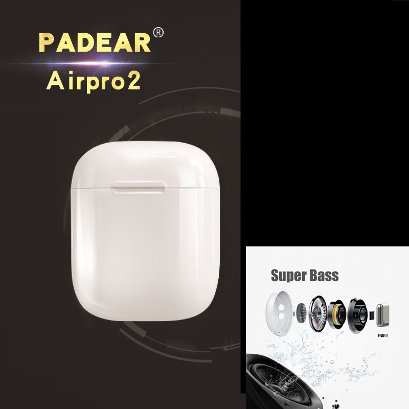 Airpro2 airpro 2 Wireless earbuds headphones Earpiece mini Bluetooth headsets i9 earphone for all phones