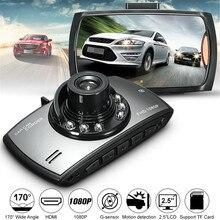"""HD 2,"""" lcd 1080P Автомобильная камера видео Dash Cam камера ночного видения J.15"""