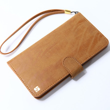 Hot sale Luna series Wallet mobile phone holster Universal protective sleeve for iPhone 5 6 6S