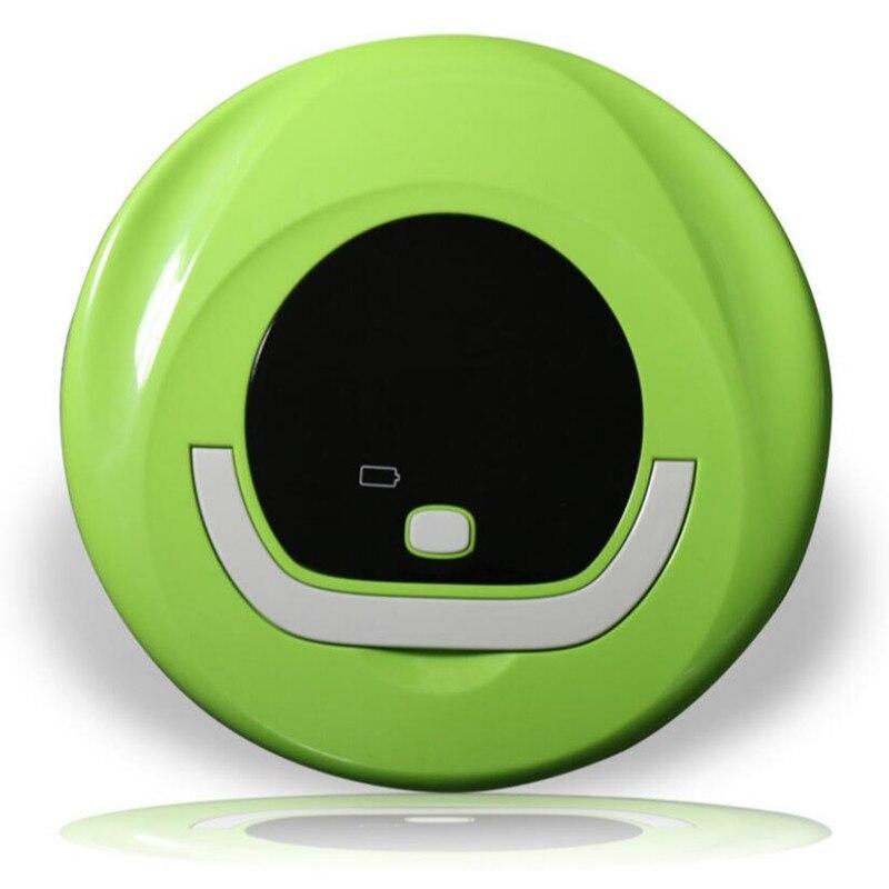 Aspirador de pó robótico para Pêlos de Animais Poeira Varredura Cleaner Aspiradores Robô Vácuo Coletor de Pó do Tipo Seco - 3