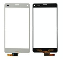 2pcs/lot 100% Original New Touch Panel Glass Screen Digitizer For Sony Xperia Z3 Compact Z3 Mini D5803 D5833 Touch Digitizer