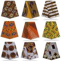 african wax prints fabric wax Hollandai' Ankara fabric African fabric veritable wax guaranteed real dutch wax T010705