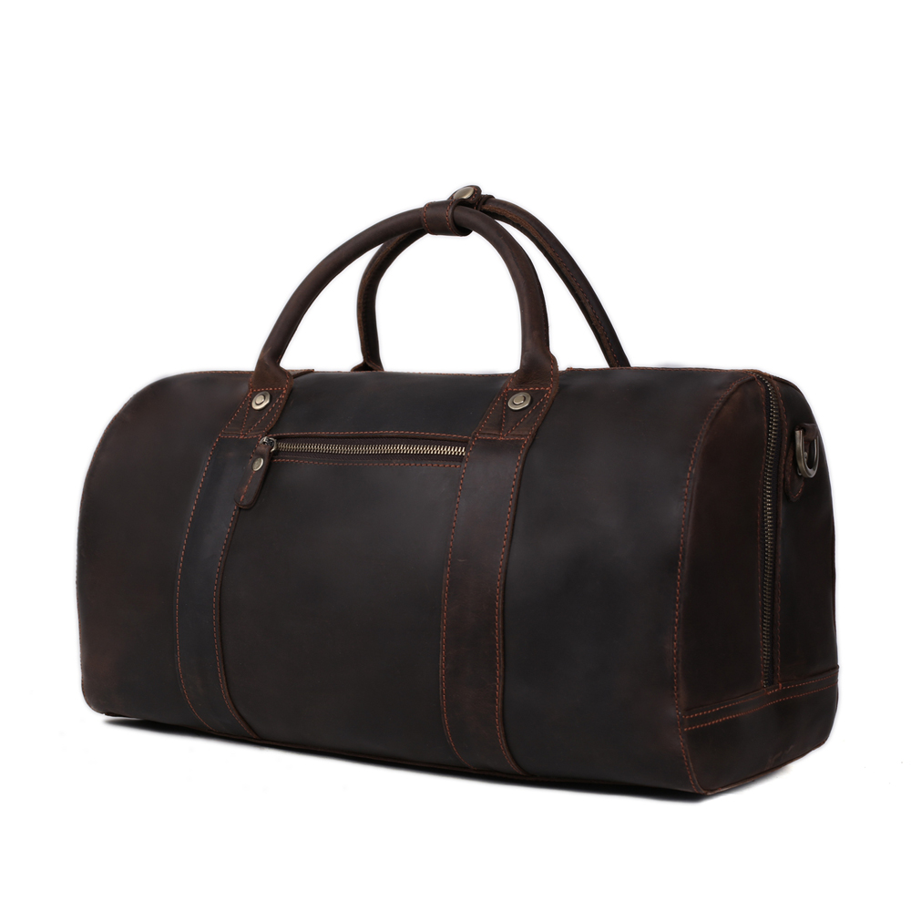 Popular Mens Leather Holdall Bags-Buy Cheap Mens Leather Holdall ...