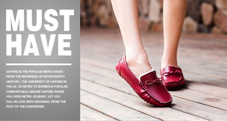 AH 5710  (19) women winter loafers