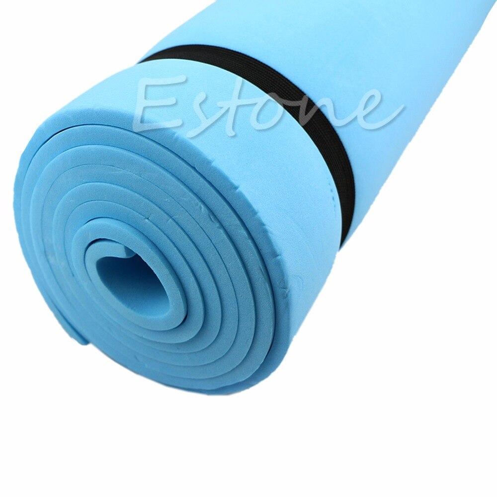 1PC  Dampproof Eco-friendly Sleeping Mattress Mat Exercise EVA Foam Yoga Pad