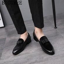 55788b93a Sapatos italianos sapatos de casamento homens coiffeur sepatu slip on  loafers homens sapatos formal dos homens sapato masculino .