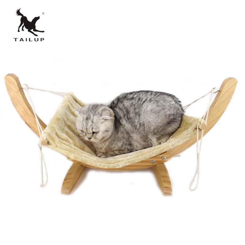 cats warm com hammock hanging dp wildgirl mat wooden cozy supplies beds frame cat pet amazon