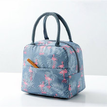 2019 New Camping Picnic Bags For Women Girl Waterproof Cooler Bag For School&Picnic Oxford Reusable Cooler Lunch Bag sac pique single pique victoria single pique