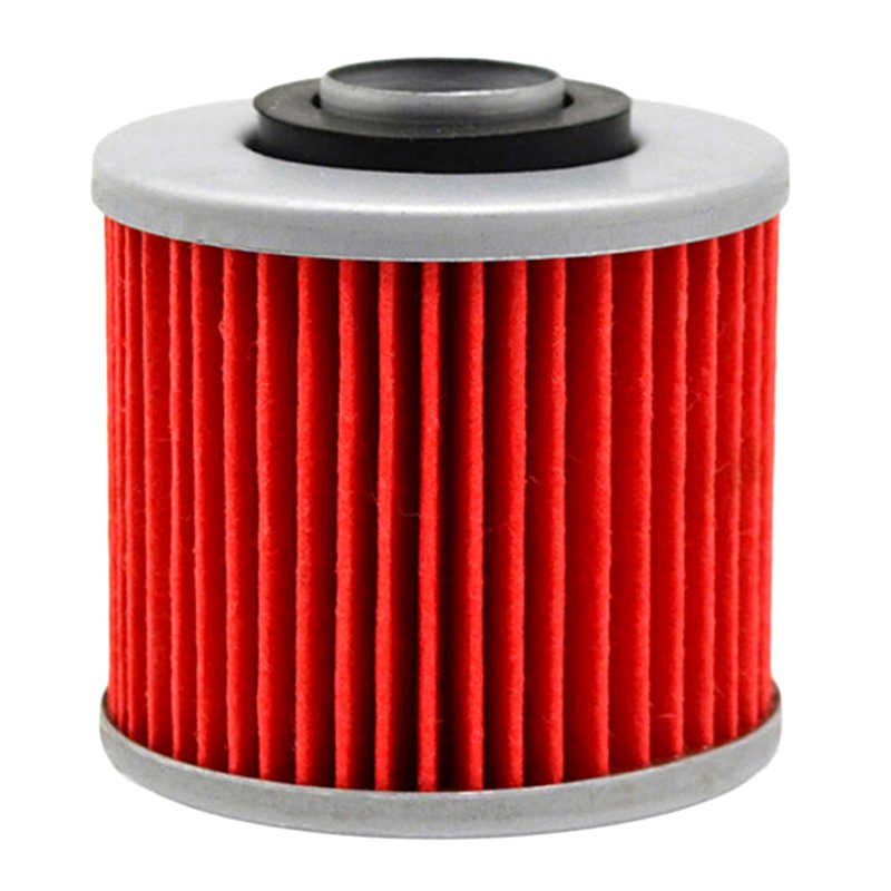 Oil Filter untuk Yamaha Bt 1100 Bulldog BT1100 2002-2006 XVS1100 Xvs 1100 Dragstar 1100 1999-2005 XVS650 xvs 650 1996-2004