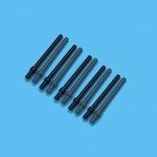 10Pcs/lot Technic Parts 63965 Bar 6L with Stop Ring Building Blocks MOC Brick Parts DIY Blocks Assemble Particles Children Toys цены