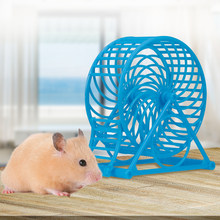 Hamster Wheel Pet Jogging For Hamster Mouse Mice Guinea Pig Toys Small Pets Exercise Toy Running Spinner Sports Wheel Toys(China)