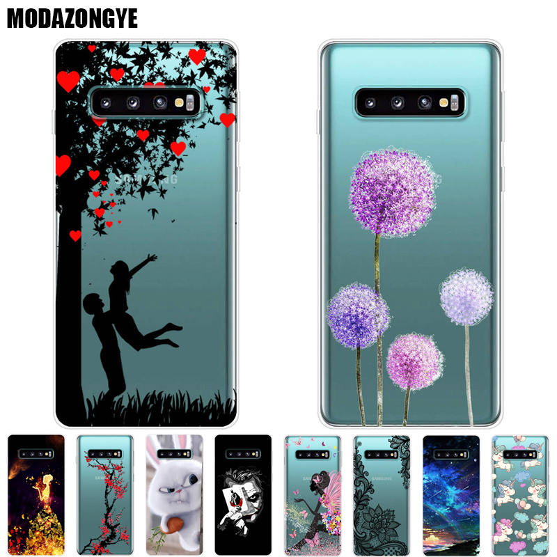 Case For <font><b>Samsung</b></font> Galaxy S10e Phone Case <font><b>Samsung</b></font> S10e Cover <font><b>Samsung</b></font> Galaxy S10e G970F G970 SM-M970F S <font><b>10e</b></font> Case Silicone Soft TPU image