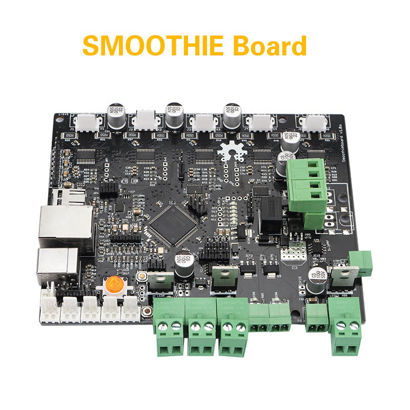 New Hot Engraving Machine Smoothieboard 5X V1.1 Mainboard Part for 3D PrinterNew Hot Engraving Machine Smoothieboard 5X V1.1 Mainboard Part for 3D Printer