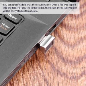 Image 4 - Usb leitor de impressão digital inteligente id para windows 10 32/64 bits senha livre de login/login lock/desbloquear computador e laptops
