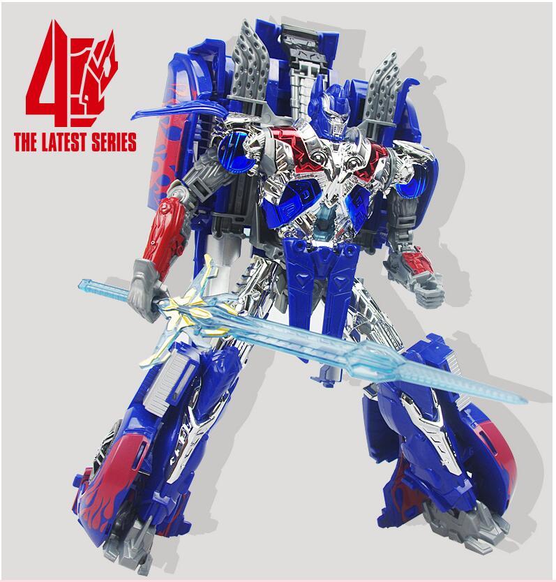 Children's control deformation robot cartoon model Transformers series deformation toy boy best gift YXX