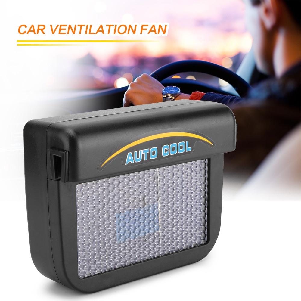 vingtank solar car window cooler auto air vent cool fan energy