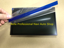 Free shipping Brand new TPO 7Inch LCD diplay LAJ070T001A screen for Volvo S60 S80 XC90 car GPS navigation systems