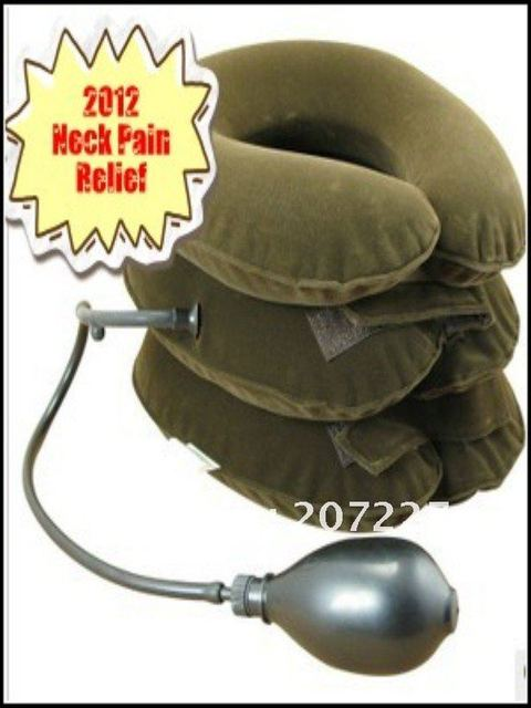 2012 New FDA & CE Certificate/Flannel/ AOFEITE Air Neck Traction Hot Selling
