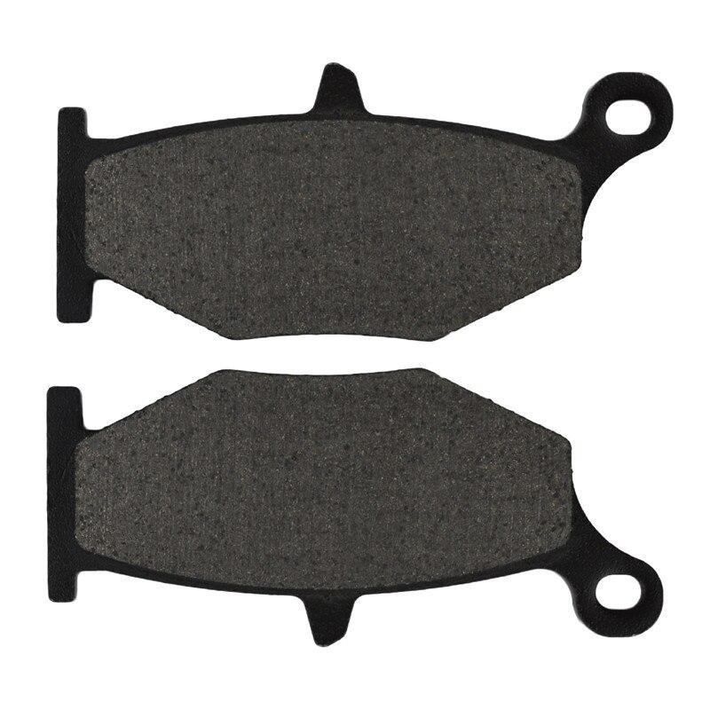 Motorcycle Brake Parts Brake Pads For SUZUKI GSR600 GSR 600 K6/K7/K8 2006-2010 Rear Motor Brake Disk #FA419  motorcycle front and rear brake pads for suzuki gsr400 k6 2006 gsr600 k6 k7 k8 2006 2010 black brake disc pad