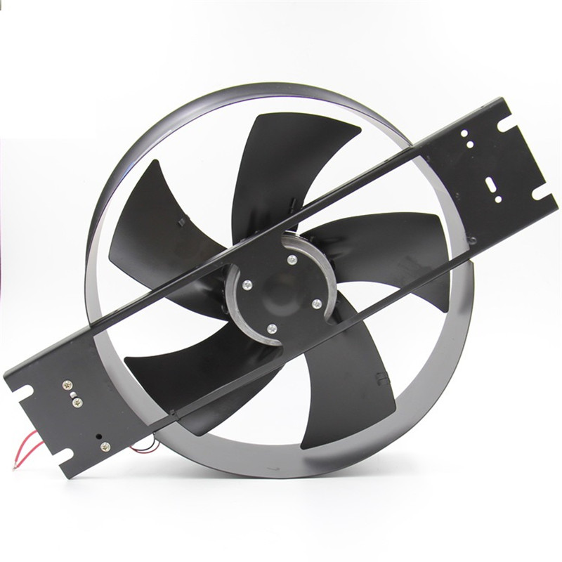 Axial AC fan  380V 250FZY7-D 100W 0.25A  Cooling Fan Cabinet Blower 9238 220v ac fan blower afb923822h ball axial fan cooling fan 92 92 38mm