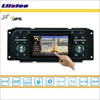 For 2001 2007 Chrysler Voyager Car GPS Navigation System Radio TV DVD BT IPod 3G WIFI