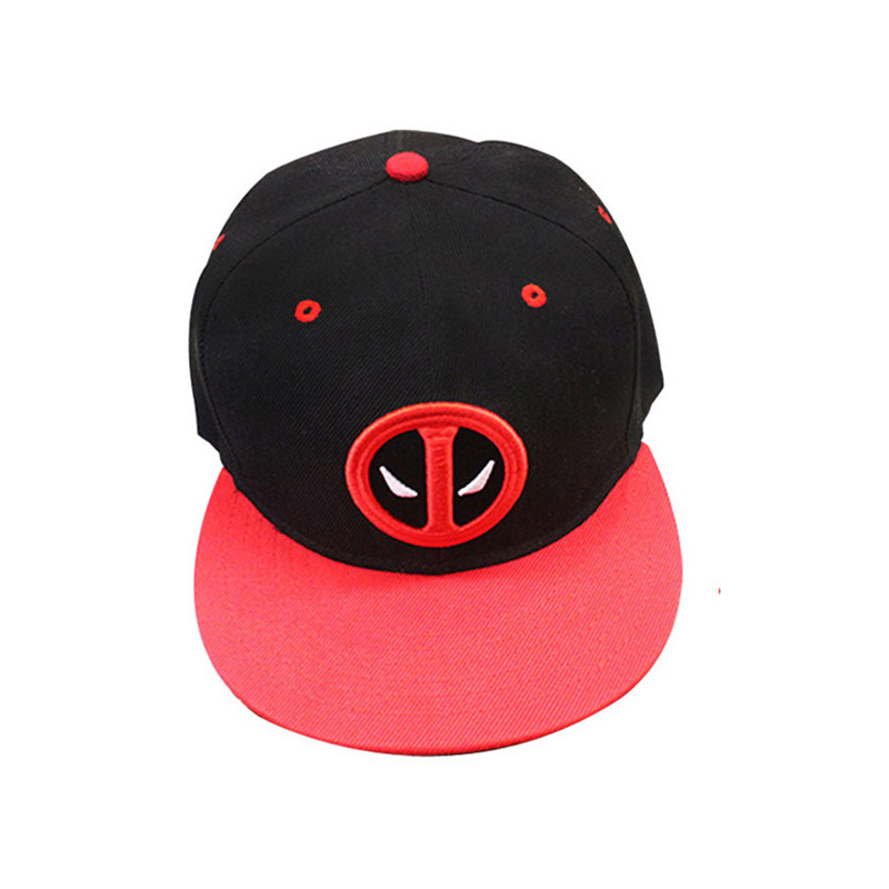 Deadpool Baseball caps Snapback Caps Cool hat baseball cap ...