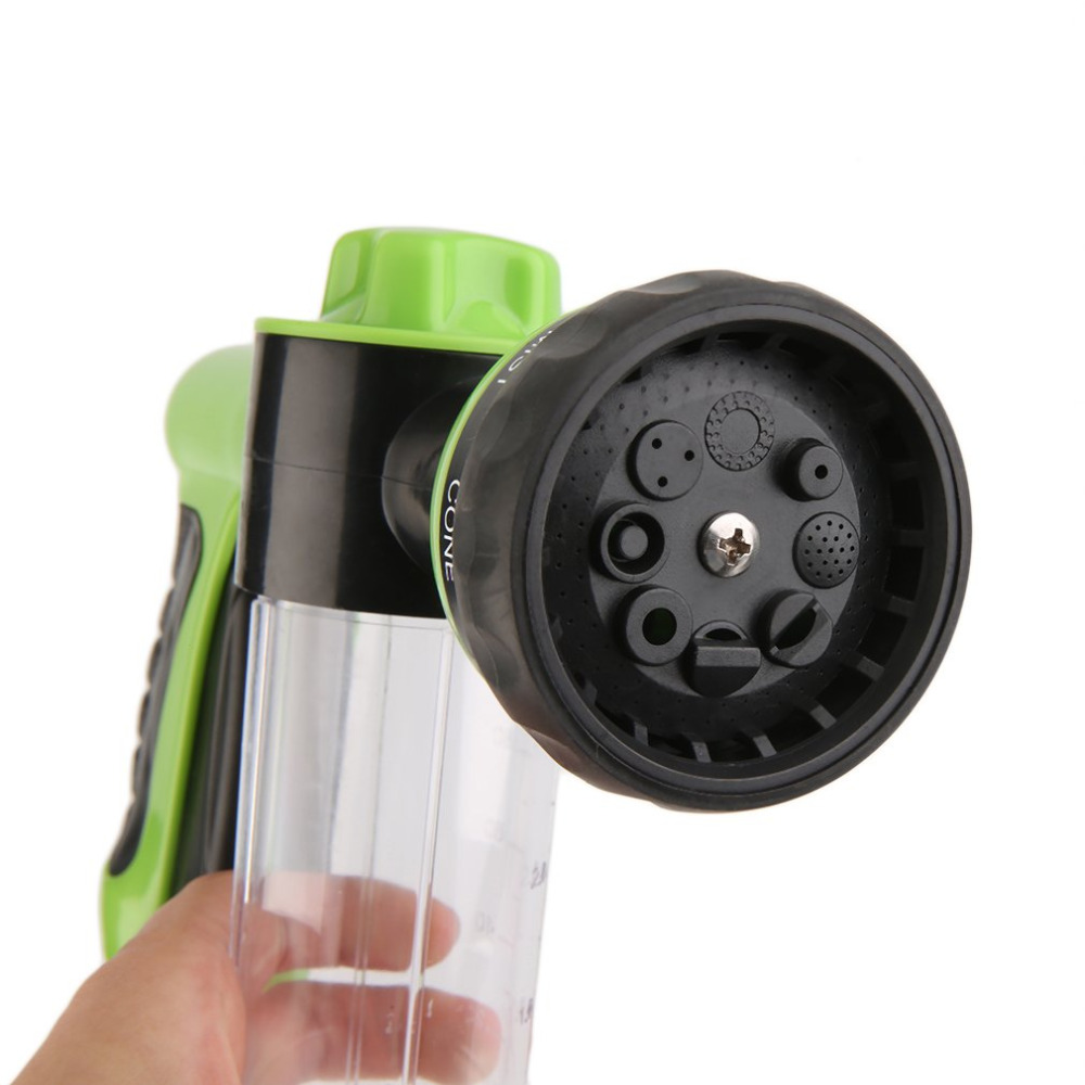High Quality Large 24cm Portable Auto Car Foam Water Gun, High Pressure Washer Tools