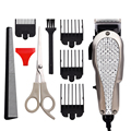 Friseur Professional Hair Cutter Haar Trimmer Schnur Haar Clipper Schneiden Trimer Pflege Friseur Haarschnitt Kopf Rasierer Maschine-in Haar-Trimmer aus Haushaltsgeräte bei