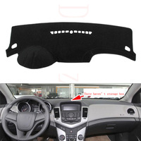 Dongzhen Fit For Chevrolet Cruze 2009 2014 Car Dashboard Cover Avoid Light Pad Instrument Platform Dash