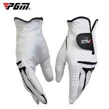 Перчатки для гольфа мужские перчатки для гольфа левая и правая рука Вентиляция Высокое качество