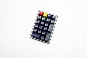 Image 3 - Anodized Aluminium case for cospad xd24 custom keyboard  dual purpose case with CNC Aluminum Cone Feet