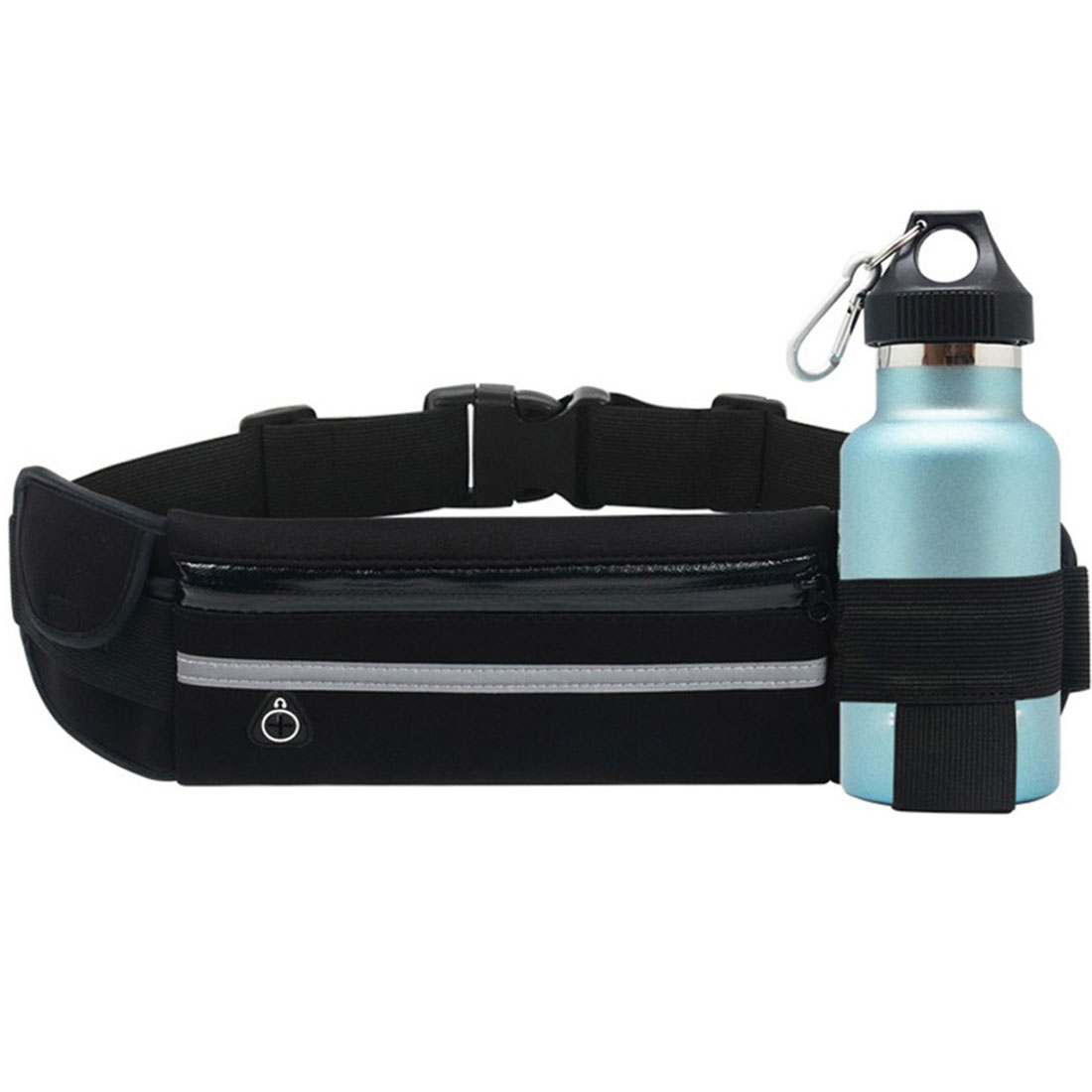 New Running Waist Bag Waterproof Phone Container Jogging Hiking Belt Belly Bag Women Gym Fitness Bag Lady Sport Accessories 16