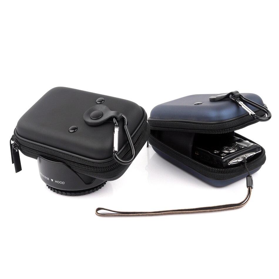 EVA Digital Camera Bag Hard Case for Panasonic TZ70 TZ60 SZ5 FX580 FX90 FP8 ZR1GK LF1 LS5 S3 LX2GK XS3 S1 FH5 FH2 FP7