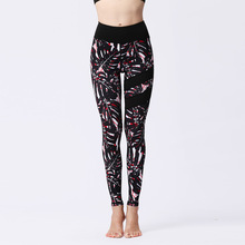 New explosive printed tight Yoga Pants fitness outdoor underwear suit