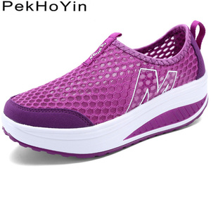 Thick Sole Breathable Women Fl