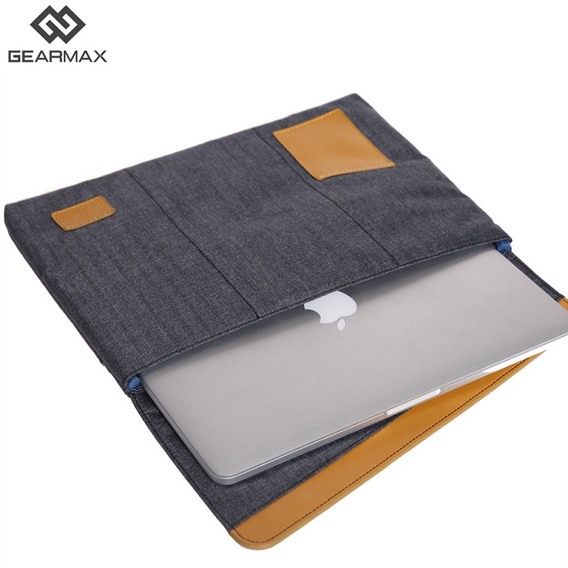 Computer Bag Gray Blue Purple Laptop Briefcase 13 13.3 14 inch Computer Bag For Ultrabook Xiaomi Air Lenovo Yoga Dell Thinkpad
