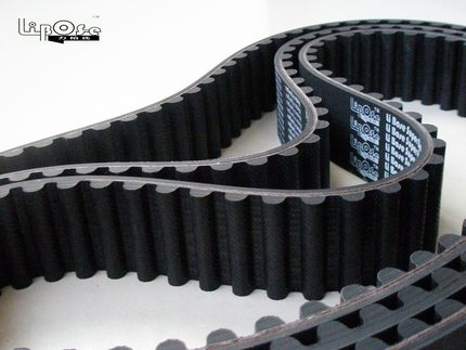 high quality STD S8M 1248 20mm Timing belt length 1248mm width 20mm pitch 8mm teeth 156 Rubber 1248-20-S8M Timing belts 1pc 760 htd8m 25 timing belt length 760mm width 25mm pitch 8mm neoprene rubber htd 8m 760 25 std s8m timing belts free shipping