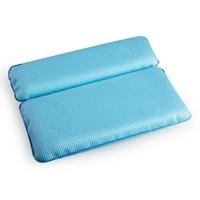 Free shipping beige spa pillow green bath pillow blue bathtub pillow white big soft bath pillow