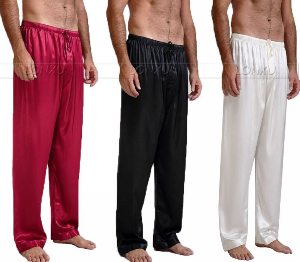 Compare Prices on Mens Silk Lounge Pants- Online Shopping/Buy Low ...