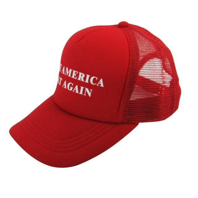 521e0f76d67 Make America Great Again Hat Donald Trump Cap 2018 GOP Republican Adjust  Mesh Baseball Cap patriots Hat Trump For president hat