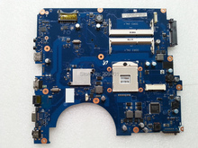 Good quality of R730 motherboard for Samsung HM55 17.3 inch 100% work DDR3