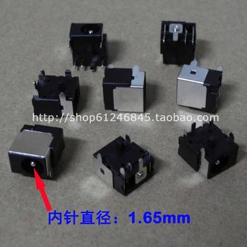 Free shipping For HP 500 510 600 610 620 630 520 540 550 320 CQ510 515 516 6820S 6520S 6531S 6535S Power Interface Head 1.65mm image